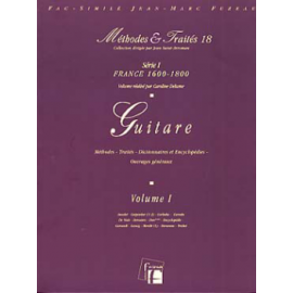 DELUME GUITARE METHODES ET TRAITÉS VOLUME 1 5877