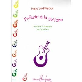 CHAFFARDON PRELUDE A LA GUITARE HL28946