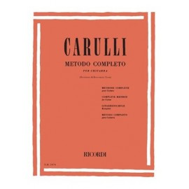 CARULLI  METHODE COMPLETE  ER2474