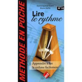 LIRE LE RYTHME METHODE EN POCHE