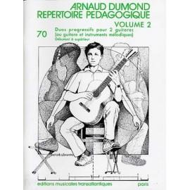 DUMOND REPERTOIRE 2