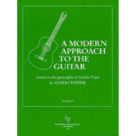 TOPPER A MODERN APPROCH TO THE GUITAR BOOK 2