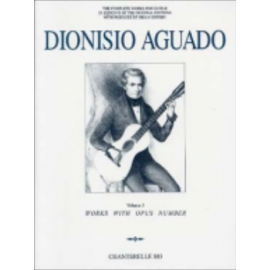 AGUADO - THE COMPLETE WORKS 3 ECH803