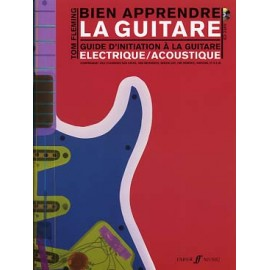 FLEMING BIEN APPRENDRE LA GUITARE + CD