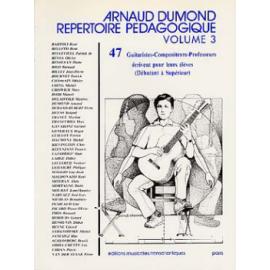 DUMOND REPERTOIRE 3