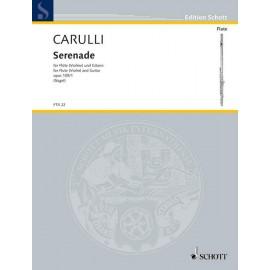 CARULLI SERENADE OP109/1 FTR22