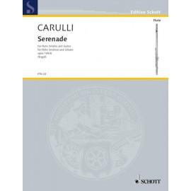 CARULLI SERENADE OP109/6 FTR23