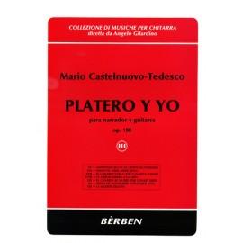 CASTELNUOVO-TEDESCO PLATERO Y YO 3 BE1703