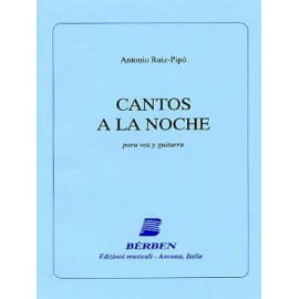 RUIZ PIPO CANTOS A LA NOCHE BE1519