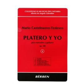 CASTELNUOVO-TEDESCO PLATERO Y YO 1 BE1701