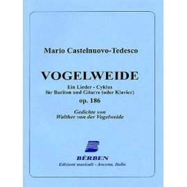 CASTELNUOVO TEDESCO VOGELWEILDE BE2639