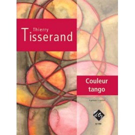 TISSERAND COULEUR TANGO DZ990