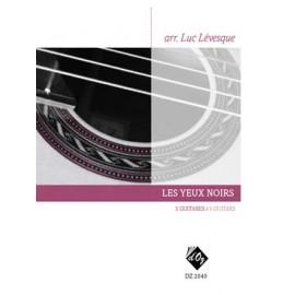 LEVESQUE LES YEUX NOIRS DZ2040