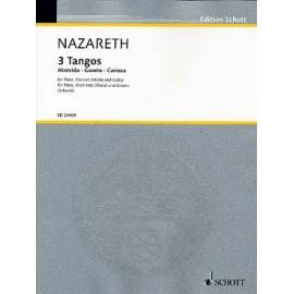 NAZARETH 3 TANGOS ED20409