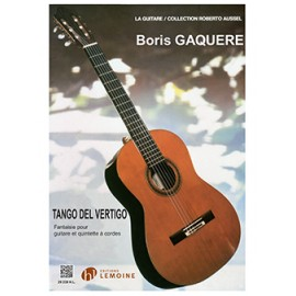 GAQUERE TANGO DEL VERTIGO HL29239