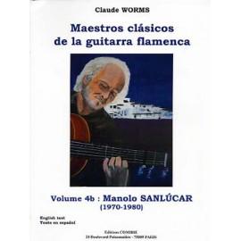 WORMS MAESTROS CLASICOS 4B SANLUCAR C6703