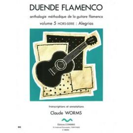 WORMS DUENDE FLAMENCO 5 HORS SERIE ALEGRIAS C6004