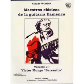 WORMS MAESTROS CLASICOS 3 : SERRANITO C6552