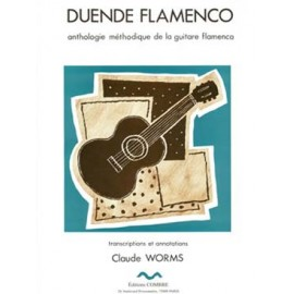 WORMS DUENDE FLAMENCO 3B LA SIGUIRIYA & SERRANA C5700
