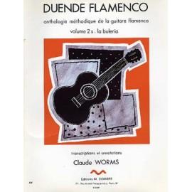 WORMS DUENDE FLAMENCO 2B LA BULERIA C5581