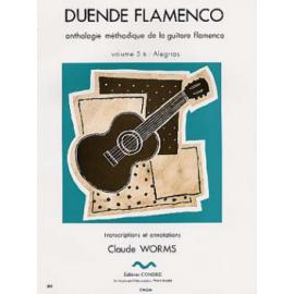 WORMS DUENDE FLAMENCO 5B ALEGRIAS C6246