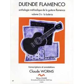 WORMS DUENDE FLAMENCO 2D LA BULERIA C5684