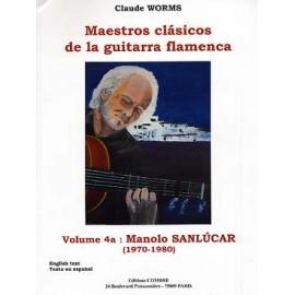 WORMS MAESTROS CLASICOS 4A SANLUCAR C6702