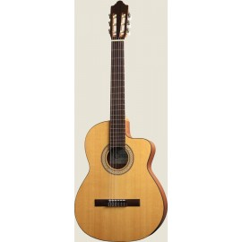 GUITARE CAMPS CUT-ECO ACAJOU SATINE CTW E/A