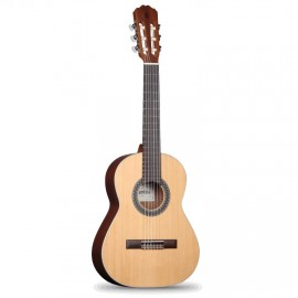 GUITARE ALHAMBRA 1C 1/2 OPEN PORE MATE CEDRE 48MM