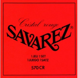 SAVAREZ CRISTAL ROUGE  JEU 570CR