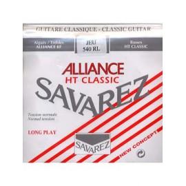 SAVAREZ ALLIANCE ROUGE LONGUE JEU 540RL