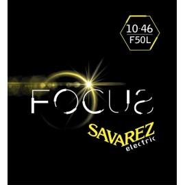 SAVAREZ ELECTRIC FOCUS 10-46 JEU F50L