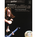 METALLICA PLAY GUITAR WITH BEST OF AM988900