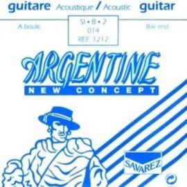 ARGENTINE A BOULE CORDE 2 SI 014 1212