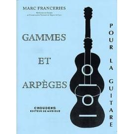 FRANCERIES GAMMES ET ARPEGES ACF020359