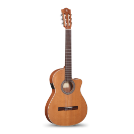 GUITARE ALHAMBRA Z NATURE CEDRE CT EZ THIN BODY