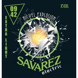 SAVAREZ ELECTRIQUE EXPLOSION X-LIGHT 09/42 JEU X50XL
