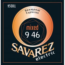 SAVAREZ ELECTRIQUE HEXAGONAL EXPLOSION MIXED 09/46 JEU H50XLL