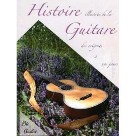 GAUTIER HISTOIRE ILLUSTREE DE LA GUITARE