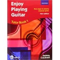 CRACKNELL ENJOY PLAYING GUITAR TUTOR BOOK 1