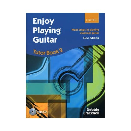 CRACKNELL ENJOY PLAYING THE GUITAR BOOK 2