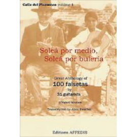 FAUCHER 100 FALSETAS SOLEA POR BULERIA AFSOL