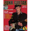 REBILLARD FUNK GUITAR 1 + CD