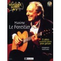 GUITARE SOLO N°1 MAXIME LE FORESTIER + CD (PACK PARTITION CD)