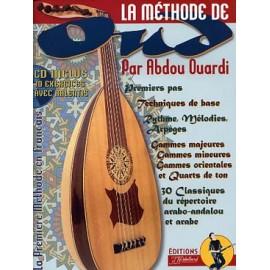 METHODE DE OUD ABDOU OUARDI + CD