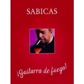 SABICAS GUITARRA DE FUEGO AFSAB2