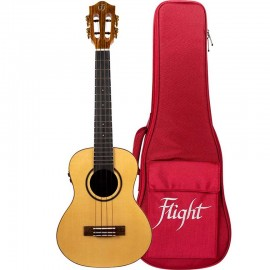UKULELE FLIGHT SOPHIA TENOR ELECTRO SOUNDWAVE