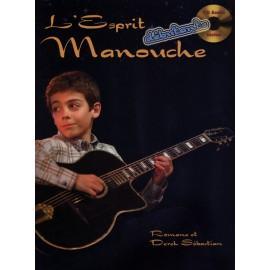ROMANE / DEREK ESPRIT MANOUCHE DEBUTANTS + CD MF2001