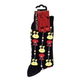 CHAUSSETTES ACOUSTIC GUITAR TAILLE 39/45 TS11005
