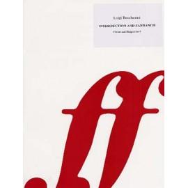 BOCCHERINI INTRODUCTION AND FANDANGO  F0222